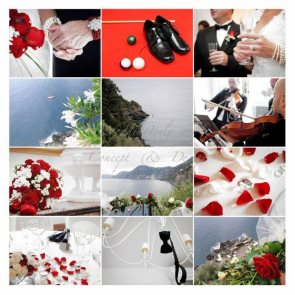 luxury villa wedding amalfi coast